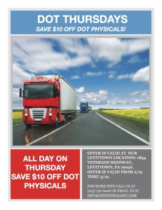 DOT PROMOTION Industrial Health Care Center