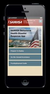 Behavioral Health Responders App